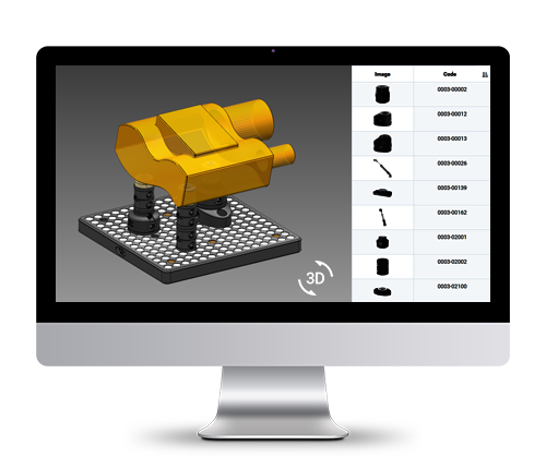 Download 3D Clamping Library